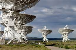 That a Very Large Array in your pocket or are you just happy to see me?